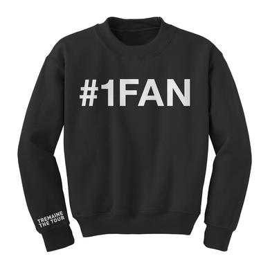 Trey Songz #1 Fan Song Slim Fit Crewneck Sweatshirt