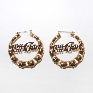 Trey Songz #1 Fan Earrings