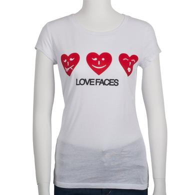 Trey Songz Love Faces Juniors T-Shirt