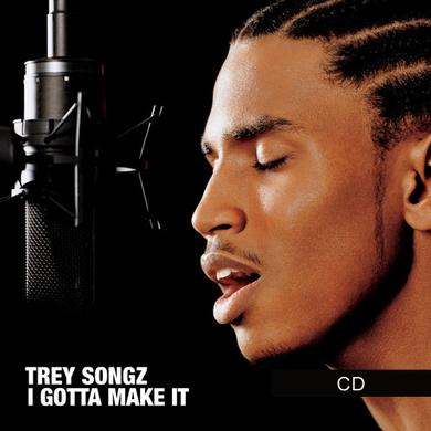 Trey Songz I Gotta Make It (CD)
