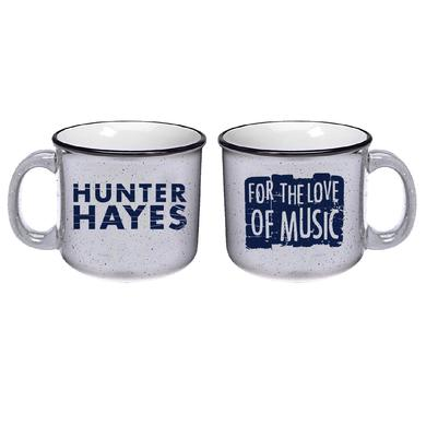 Hunter Hayes Love of Music Mug