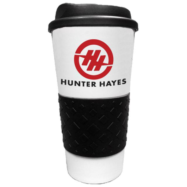 Hunter Hayes Logo Travel Coffee Mug