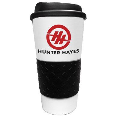 Hunter Hayes Logo Travel Coffee Mug