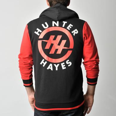 Hunter Hayes Logo Letterman Jacket