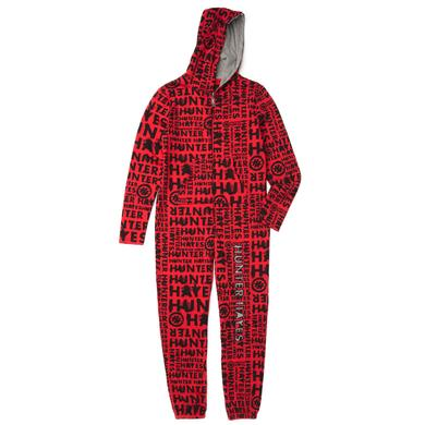 Hunter Hayes Logo Onesie