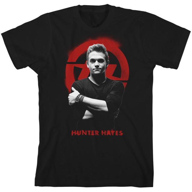 Hunter Hayes Dark Stare T-Shirt