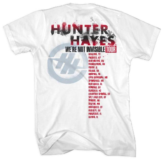 Hunter Hayes Stand Out Guitar T-Shirt