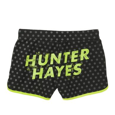 Hunter Hayes Green Logo Sleep Shorts