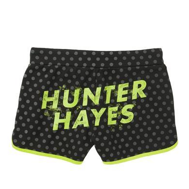 Hunter Hayes Green Logo Sleep Shorts