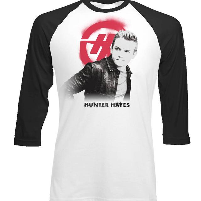 Hunter Hayes Baseball T-Shirt