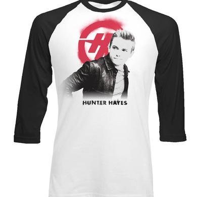 Hunter Hayes Baseball T-Shirt