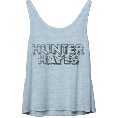 Hunter Hayes Slash Slouchy Tank Top