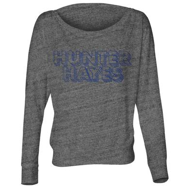 Hunter Hayes Slash Repeat Pullover