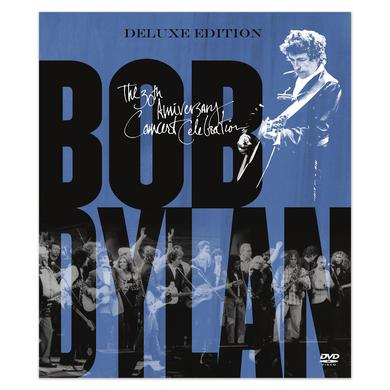Bob Dylan The 30th Anniversary Concert Celebration – Deluxe Edition DVD