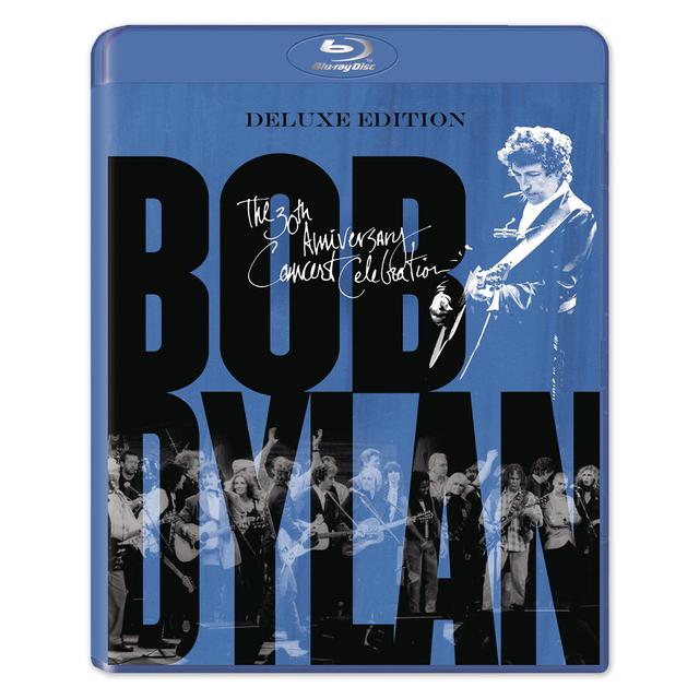 Bob Dylan The 30th Anniversary Concert Celebration – Deluxe Edition Blu-ray