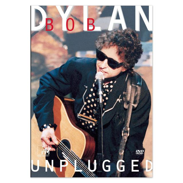 Bob Dylan MTV Unplugged 1995 DVD