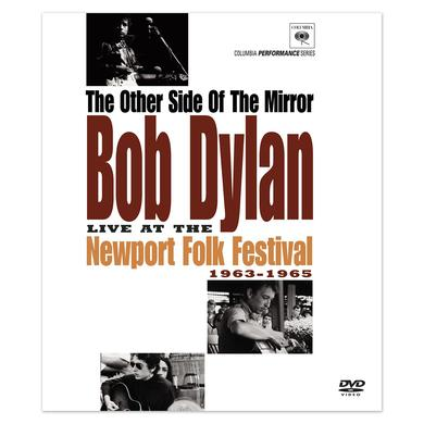 The Other Side Of The Mirror: Bob Dylan Live At The Newport Folk Festival 1963-1965 Blu-ray