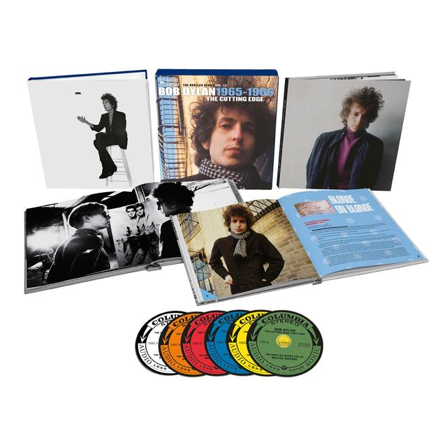 Bob Dylan The Bootleg Series, Vol. 12: The Cutting Edge 1965 – 1966 Deluxe Edition