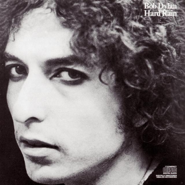 Bob Dylan Hard Rain CD