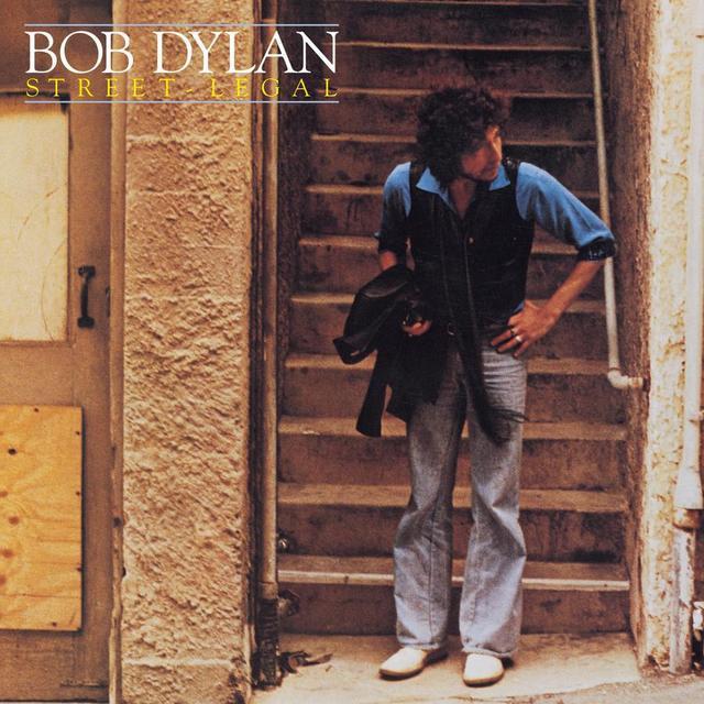Bob Dylan Street Legal CD