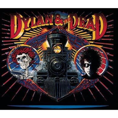 Bob Dylan Dylan & The Dead CD