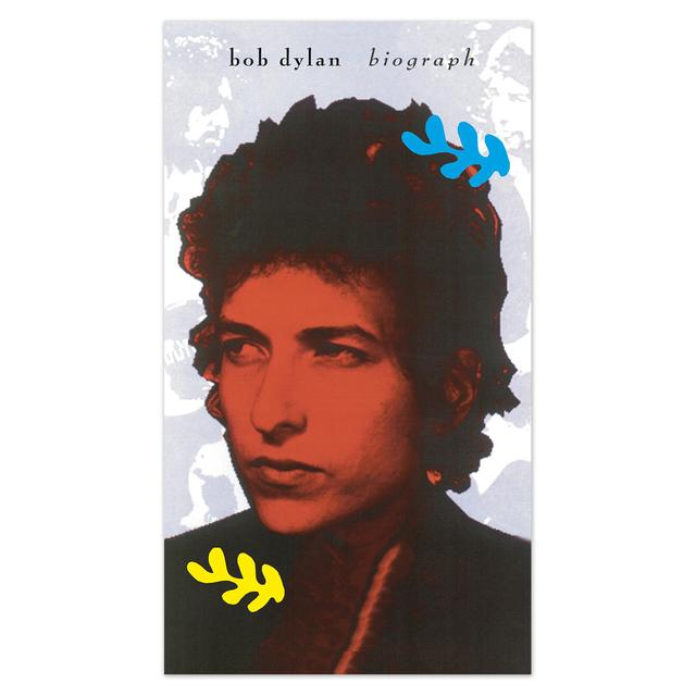 Bob Dylan Biograph CD