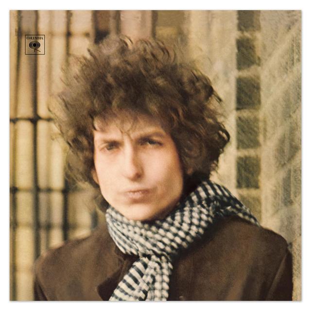 Bob Dylan Blonde On Blonde CD
