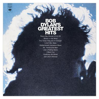 Bob Dylan's Greatest Hits CD