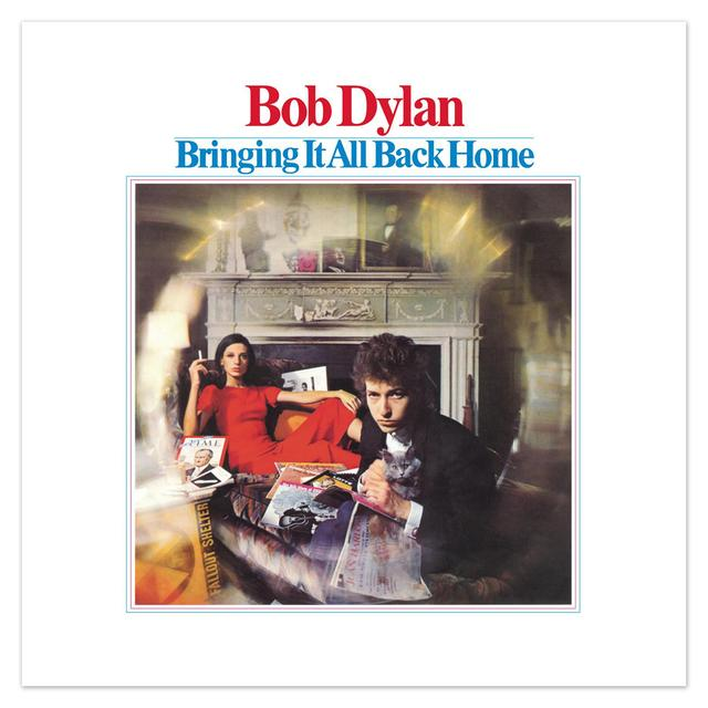 Bob Dylan Bringing It All Back Home CD