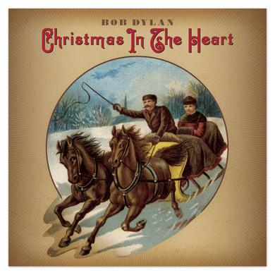 Bob Dylan Christmas In The Heart CD