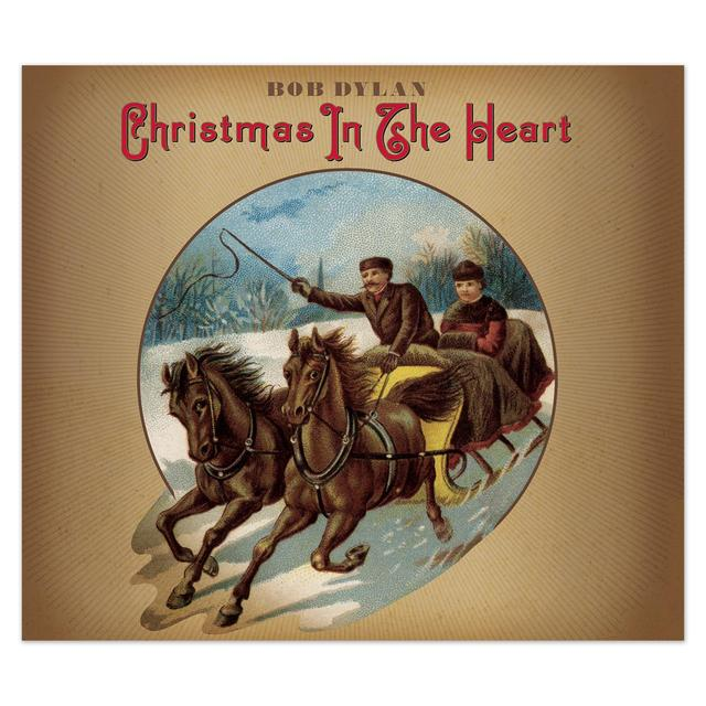 Bob Dylan Christmas In The Heart Deluxe Edition CD