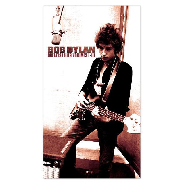 Bob Dylan Greatest Hits Volumes 1, 2 & 3 CD