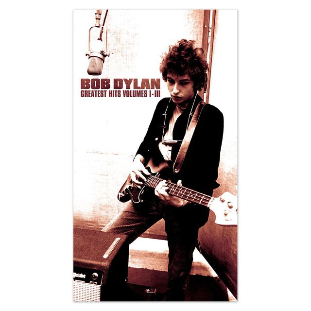 Bob Dylan Greatest Hits Volumes 1, 2 & 3 CD