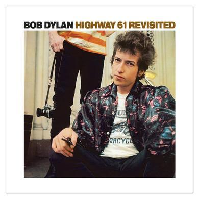 Bob Dylan Highway 61 Revisited CD