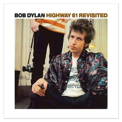 Bob Dylan Highway 61 Revisited CD