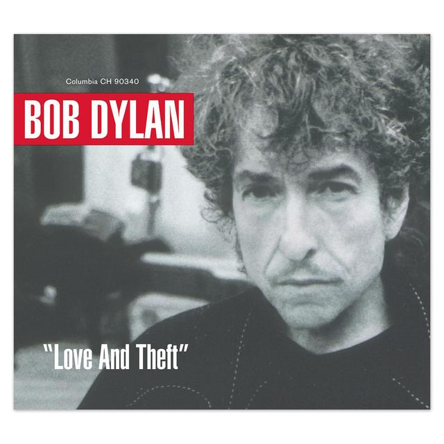 "Bob Dylan ""Love And Theft"" CD"