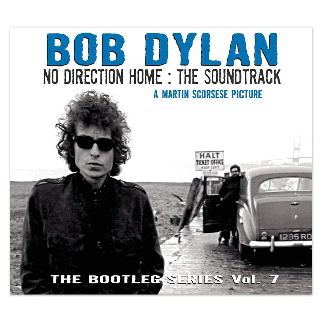 Bob Dylan The Bootleg Series, Vol 7: No Direction Home CD