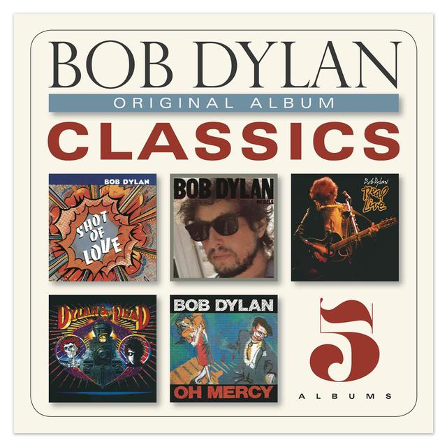 Bob Dylan Original Album Classics [The 80'S] CD