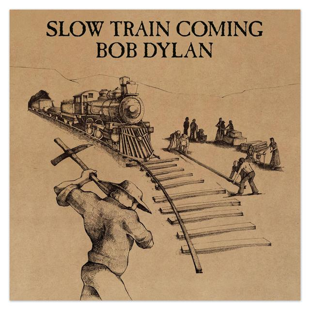 Bob Dylan Slow Train Coming CD