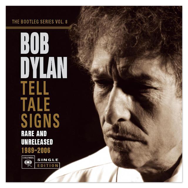 Bob Dylan The Bootleg Series, Vol 8: Tell Tale Signs CD
