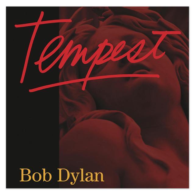 Bob Dylan Tempest CD