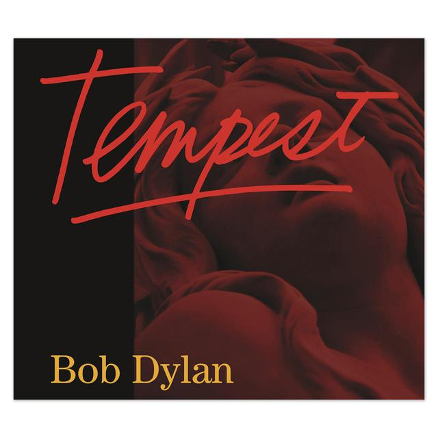 Bob Dylan Tempest Deluxe Edition CD