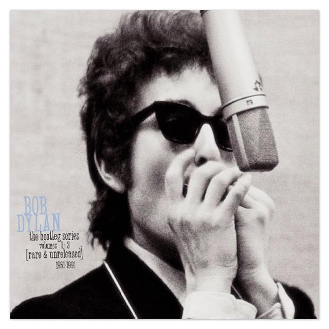 Bob Dylan The Bootleg Series, Vol 1-3: Rare & Unreleased 1961-1991 CD