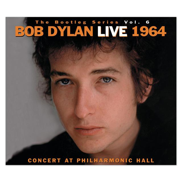 The Bootleg Series, Vol 6: Bob Dylan Live 1964 CD