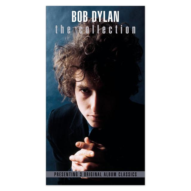 Bob Dylan The Collection (3 Pak) CD