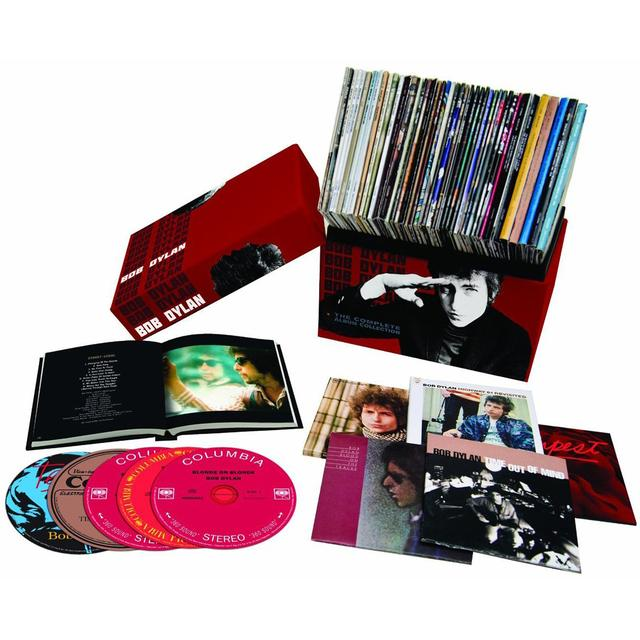 Bob Dylan The Complete Album Collection Vol. One CD