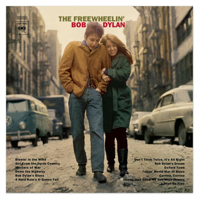 The Freewheelin' Bob Dylan (1963) CD
