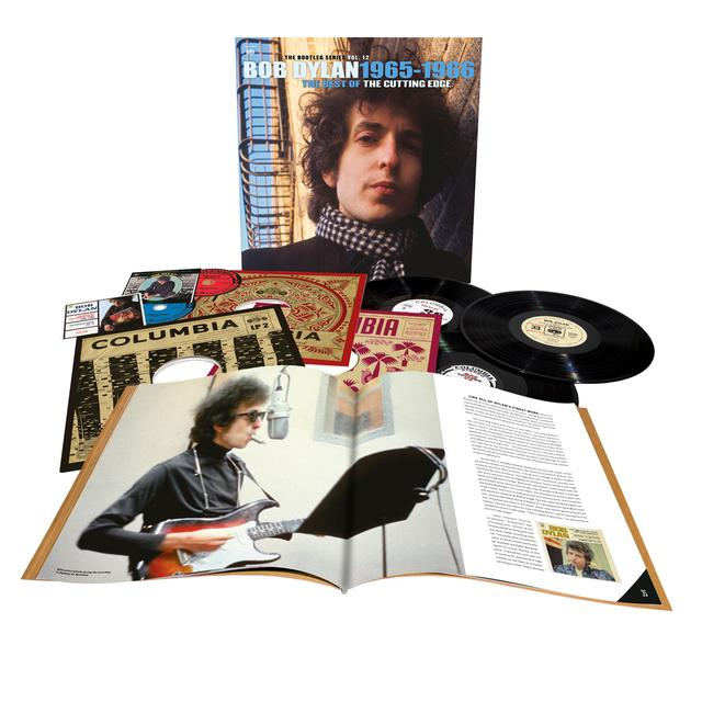 Bob Dylan The Bootleg Series, Vol. 12: The Cutting Edge 1965 – 1966 3-LP Vinyl