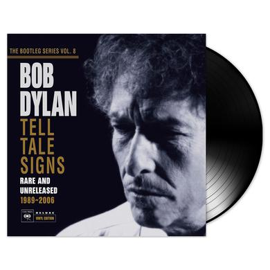 Bob Dylan The Bootleg Series, Vol 8: Tell Tale Signs  4-LP Vinyl