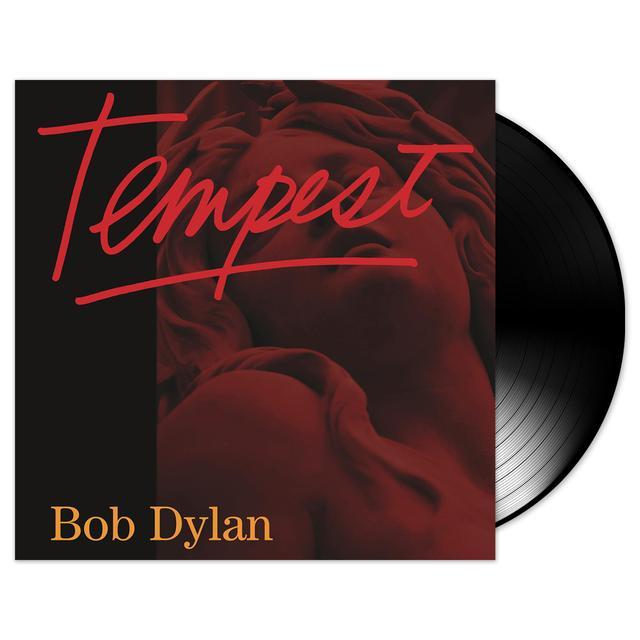 Bob Dylan Tempest LP Vinyl